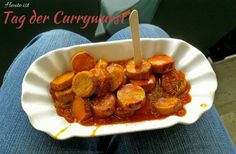 Heute ist: Tag der Currywurst