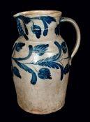 $3,450 B.C. MILBURN / ALEXA (Alexandria) Stoneware Pitcher 11/03/2012