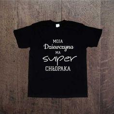 Koszulka na Dzień Chłopaka. T-shirt męski