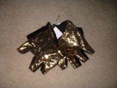 ready to go Goldfish Costume, Snake Design, Hot Topic, Fingerless Gloves, Metal, Fingerless Mitts, Metals, Fingerless Mittens