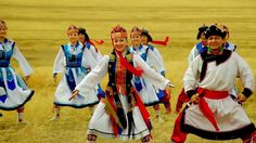 "Traditional Mongolian Music & Dance ""My Beloved Country Mongolia"" Song (..."