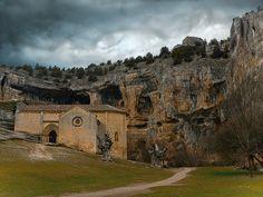 Cañón del Río Lobos #Pinares #CastillayLeon #Spain