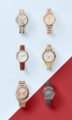 Women's watches. Watches timed to her style.