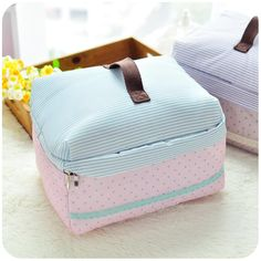 Cute Cosmetic Bag Large Canvas Students Bra Bag High Capacity Portable Storage Organizador Make up Storage-in Storage Bags from Home & Garden on Aliexpress.com | Alibaba Group