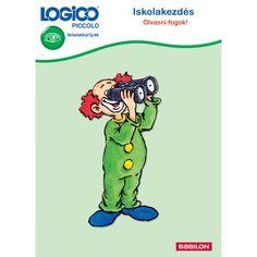 LOGICO Piccolo - Iskolakezdés: Olvasni fogok! 6 éves kortól Grinch, Products, Gadget