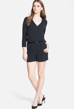 7f147295a Ted Baker London Blouson Romper Ted Baker
