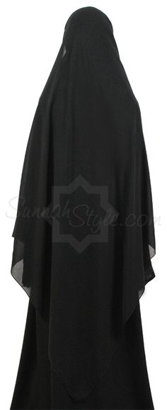 Black Filigree Shayla by Sunnah Style #SunnahStyle #hijabstyle #islamicclothing