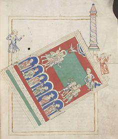 Hildegard von Bingen - Scivias - ca 1220