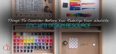 Things To Consider Before You Redesign Your Website