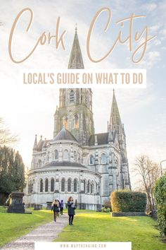 Planning a visit to Cork, Ireland? Check out what to do in Cork City here! Our local guide is full of free things to see & do in the real capital of Ireland. Visiting the County Cork or 'Rebel County' wouldn't be complete without going to the English Market & seeing St. Fin Barre's Cathedral. Make sure to do a Cork walking tour with our saveable free map filled with local tips. Use it for a self guided walking tour of Cork City, Ireland. Here are 15 free things to do in Cork City Centre… Top Travel Destinations, Places To Travel, Places To Go, Cork City Ireland, Ireland Travel, Travel Ideas, Travel Inspiration, Travel Tips, Driving In Ireland
