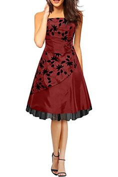 Black Butterfly Sia Satin Essence Prom Dress Burgundy US 8 >>> More info could be found at the image url.