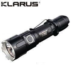 Lampe torche tactique Klarus XT11S rechargeable - 1100Lumens
