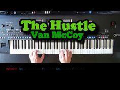 The Hustle - Van McCoy, Cover, eingespielt mit titelbezogenem Style auf Yamaha Genos - YouTube Genos, Organ Music, Audio, Hustle, Videos, Yamaha, Music Instruments, Cover, Youtube