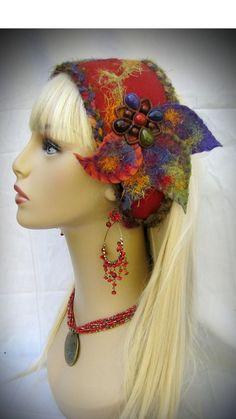 justmystylerecycled.etsy.com sweater art headband