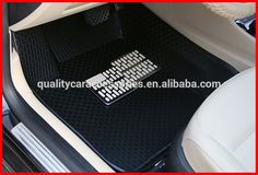 black car floor mat,floor Car mats,Car carpet,Auto Carpet , car floor mats leather,Surrounded by large ,Dedicated car