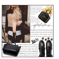 """""""SheIn #8"""" by selmagorath ❤ liked on Polyvore featuring Marc Jacobs"""