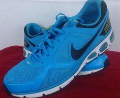 Mens NIKE MAX AIR MAX 2013 Livestrong Running Shoes Size 14 Trainers #Nike #RunningCrossTraining #maxair #nikemaxair #livestrong #ebay