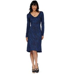 Women's Bellflower Dress~ Samba Long Sleeve Dress by Horny Toad Cotton Dresses, Blue Dresses, Dresses For Work, Blue Long Sleeve Dress, Sustainable Fabrics, Toad, Work Wear, How To Look Better, My Style