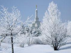 Regina Saskatchewan Temple LDS