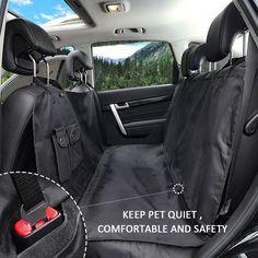 Pet Dog Cat Car Seat Hammock Waterproof Cover Protector Mat Blanket Safe Travel #HONESTOUTFITTERS