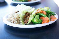 Pei Wei Chicken Lettuce Wraps