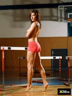 Denisa Rosolova (Track and Field)