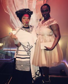 Attending an international woman's day dinner, London UK. Xhosa Attire, African Attire, African Culture, African Prints, Ladies Day, Style Inspiration, London, Traditional, Dinner