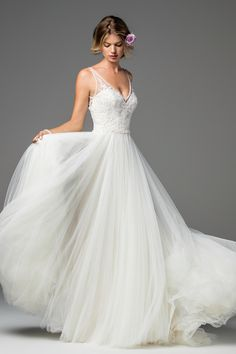 WTOO Wedding Dress L