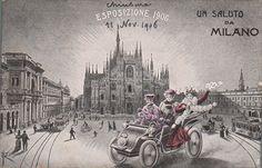 EXPO MILANO 1906.