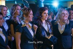 Anna Kendrick, Brittany Snow, Rebel Wilson, and Anna Camp in Pitch Perfect 3 Brittany Snow, Anna Kendrick, Hd Movies, Movies Online, 2017 Movies, The Hit Girls, Watch Pitch Perfect, La Grande Aventure Lego, Saga