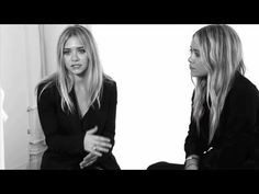 The Row Making of Fashion Film SS 2011 Collection. Designers Mary Kate & Ashley Olsen - YouTube