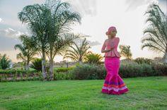 African Wedding Attire, African Attire, African Wear, African Fashion Dresses, African Dress, African Weddings, Sepedi Traditional Dresses, African Fashion Traditional, Traditional Wedding