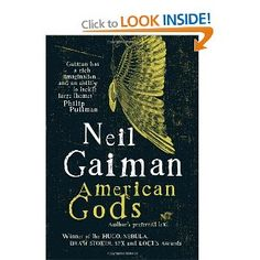 American Gods by Neil Gaiman. He's so good & this book is just wonderful. Old mythology in the new world. Fantastic.