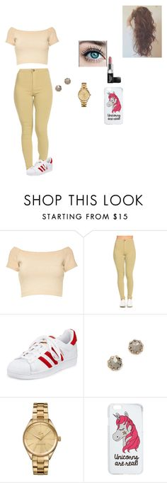 """mostard.💧"" by meliqueen ❤ liked on Polyvore featuring Alice + Olivia, adidas, Rebecca Minkoff, Lacoste, Miss Selfridge and Butter London"