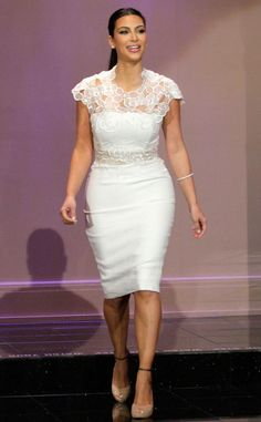 Kim Kardashian on The Tonight Show