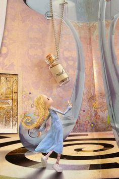ALICE IN WONDERLAND BY ZDENKO BASIC