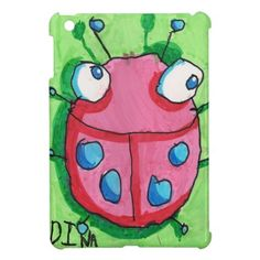 Ladybug Mini iPad Case Case For The iPad Mini.  $42.95