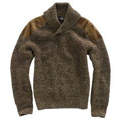 [ RRL/シェッドランド ウール ショール プルオーバー ] アメカジ ファッション|ヴィンテージ ファッション|ジェイクルー