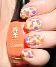 Vrolijke lente-nagels in een handomdraai - Beautyscene
