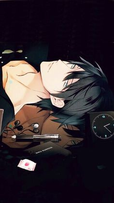 Riku Kurose | Lockscreen | Anime Wallpaper | Rihito Takarai | Yaoi | Bl | Manga