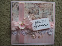 Just for You - Scrapbook.com
