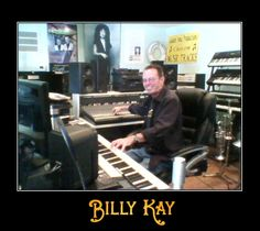 """Billy Kay at Golden Song Studios in Las Vegas for Up to You  All royalties from this song from iTunes, Amazon and similar downloads, all streaming proceeds, and any other related online sales are donated to GameChanger Children's Charity. Please visit them at http://gamechangercharity.org  You can listen to and download """"Up to You"""" at http://billykaymusic.com/uptoyou.htm#topofpage  Up to You is available on iTunes at…"""