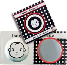 Manhattan Toy WIMMER FERGUSON SEE & SAY BOARD BOOK Child Developmental Toy BN in Baby, Baby Books, Early Reading   eBay