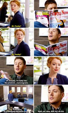 [gifset] 10x11 There's No Place Like Home #SPN #Dean