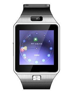 Tragbare - Smart Watch - Bluetooth 3.0 - Freisprechanlage/Media Control/Nachrichtensteuerung/Kamera Kontrolle - für - http://uhr.haus/weiq/tragbare-smart-watch-bluetooth-3-0-media-control-3