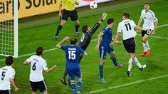 Miroslav Klose (Germany) - 3rd Goal - Germany 4-2 Greece - Quarter Final