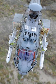 Cougar with two exocet anti ship missiles... Why?