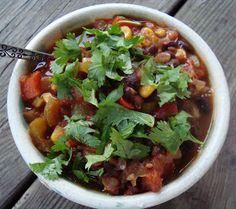 A Hungry Spoon: Bean-Lovin' Woman