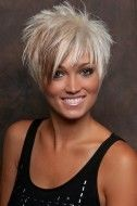 Pixie Hairstyles, Pixie Haircut Styles, Short Choppy Haircuts, Oval Face Hairstyles, Med Haircuts, Cool Hairstyles, Layered Hairstyles, Hairdos, Thin Hair Styles For Women
