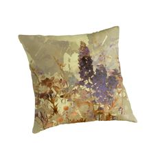 « floral sur beige/floral on beige » par clemfloralSOLD!thank you!